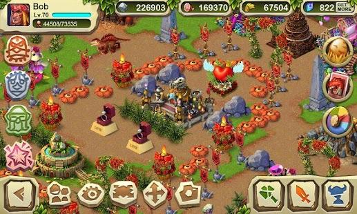 Dinosaur War APK for Bluestacks