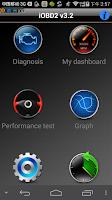 Screenshot of iOBD2