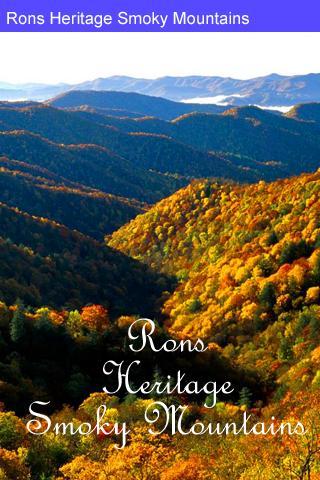 Rons Heritage Smoky Mountains