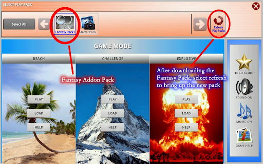 Foto Fun HD - Fantasy Pack1