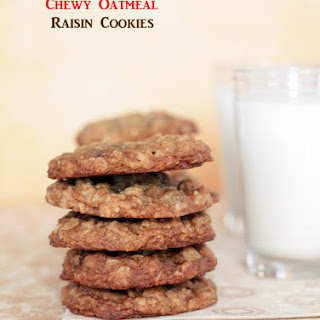 Crisco Shortening Oatmeal Raisin Cookies Recipes