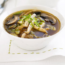 Thai Chicken & Mushroom Broth