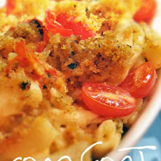 The Best Vegan Baked Mac and Cheese