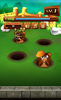 Screenshot of Happy Hits the mole