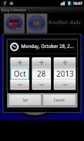 Screenshot of Baby Calendar (Free)