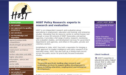 HOST Policy Research