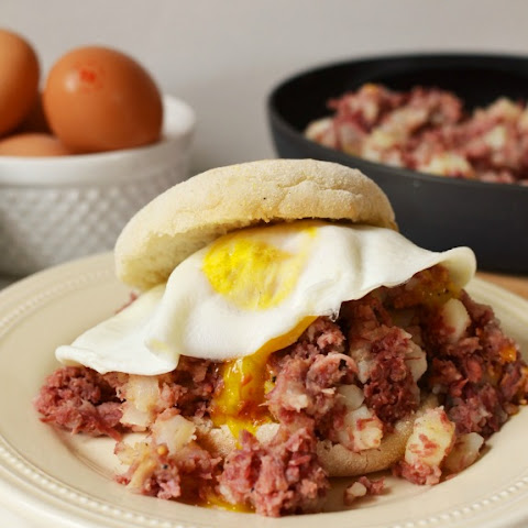 Perfect for Corned Beef Leftovers!