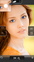 Screenshot of Eye Color Changer