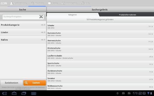 GDS App