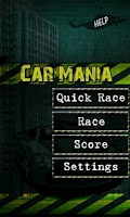 Screenshot of Car Racing Mania Free
