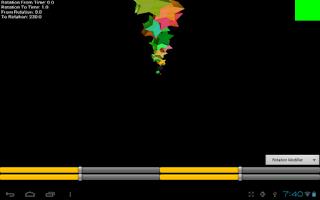 Screenshot of Particle Designer