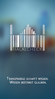 Screenshot of HalalCheck