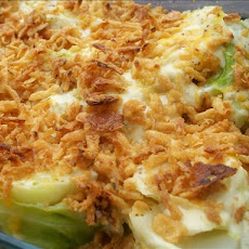 Cabbage Wedge Casserole