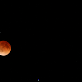 Blood Moon 4-15-2014 by K Dawn McDonald - News & Events Science