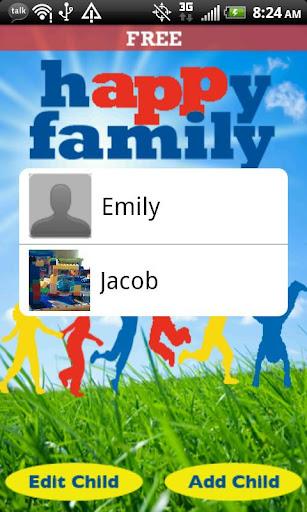hAPPy family Free