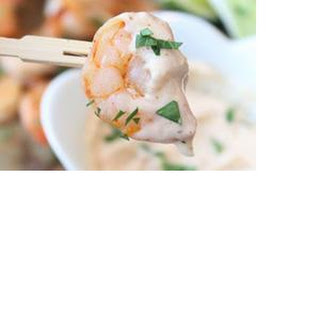 Peel-n-Eat Shrimp with Smoky Chipolte Aioli
