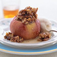 Sweet Baked Apples