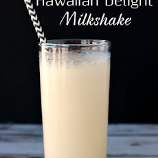 Hawaiian Delight Milkshake