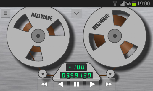 Reelwave Beta - screenshot