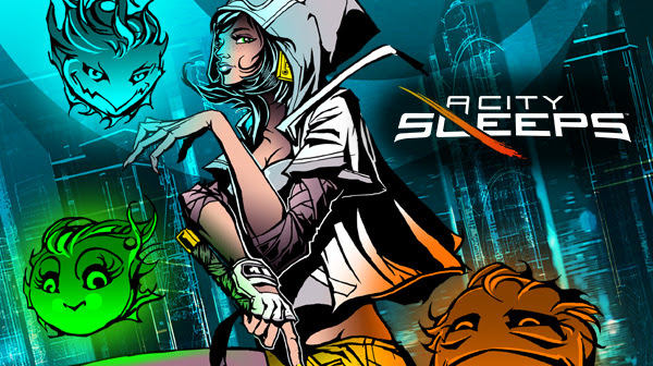 Harmonix announces A City Sleeps, their new music-driven shooter
