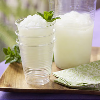Frozen Mint Margaritas