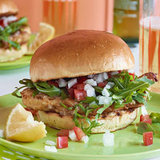 Chicken or Fish Francese-wiches