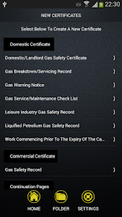 Gas Checker ie - screenshot