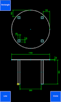 Screenshot of Inard CAD