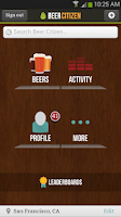 Screenshot of Beer Citizen