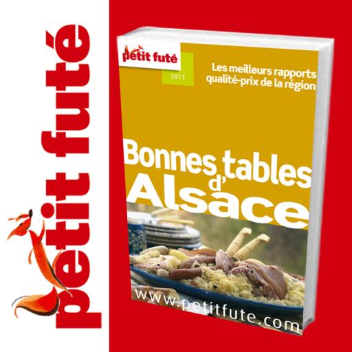 Tables d'Alsace - Petit Futé 旅遊 App LOGO-APP試玩