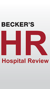 Becker's Healthcare - screenshot