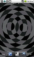 Screenshot of Interfering Circles LWP
