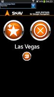 Screenshot of SNAV old UI