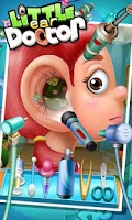 Screenshot of Little Ear Doctor