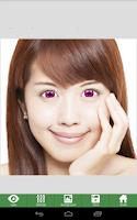Screenshot of NiceEyes - Eye Color Changer