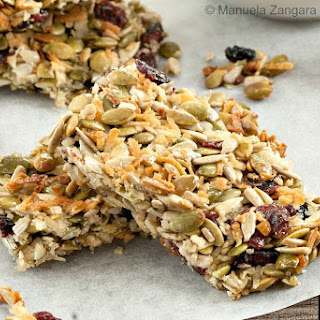 Healthy Peanut Free Granola Bars Recipes