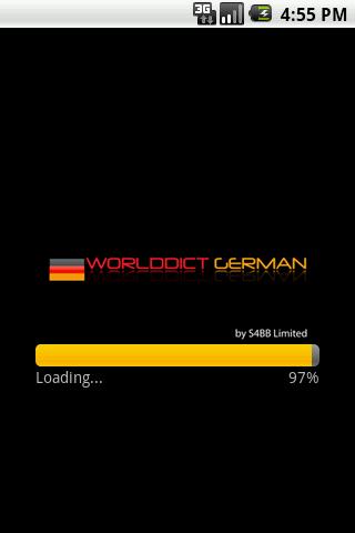 WorldDict German Full