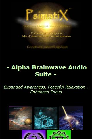 Zen Alpha State Audio Suite