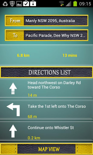 【免費旅遊App】Go Via Trip Route planner-APP點子