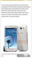 Screenshot of Mobile repair