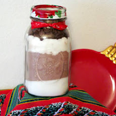 Brownies In A Jar