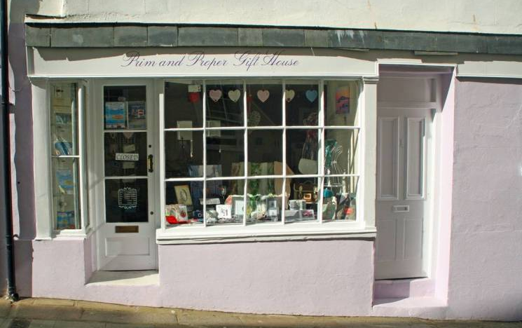 Gift Shop in Totnes