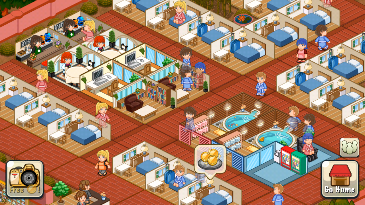 Hotel Story: Resort Simulation Screenshot 10