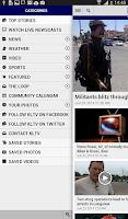 Screenshot of KLTV 7 News