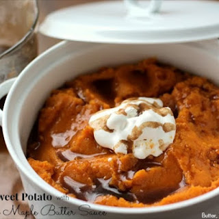 Mashed Sweet Potatoes Cinnamon Butter Recipes