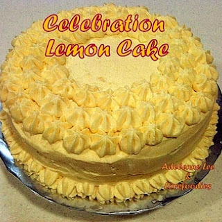 Celebration Lemon Cake