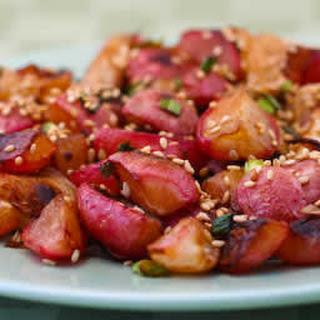 Asian Radish Recipes