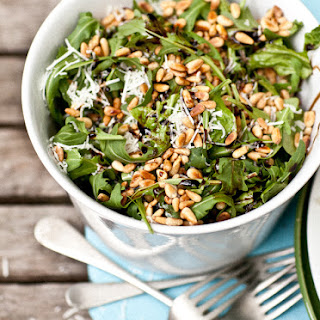 Rocket Salad With Balsamic Vinegar Recipes