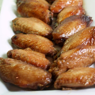 Slow Cooker Marinated Chicken Wings