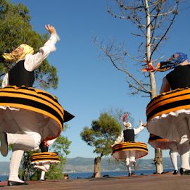 Galicia Folk Festival by Antonio Amen - News & Events Entertainment ( galicia, folk, street, festival, people, spain )